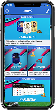 FUT Alert iPhone